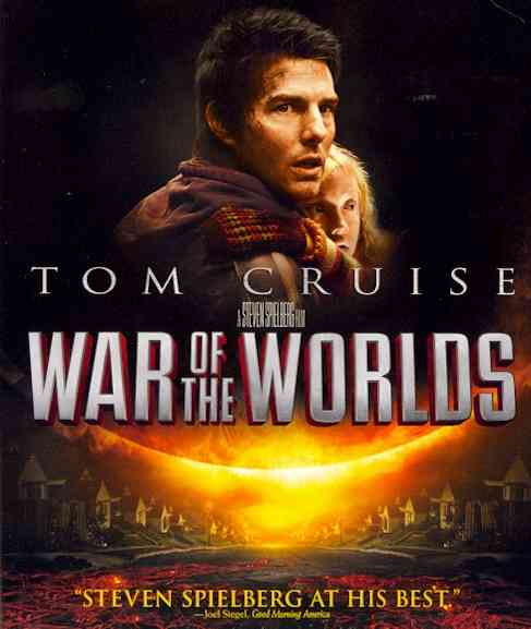 WAR OF THE WORLDS BY CRUISE,TOM (Blu-Ray)